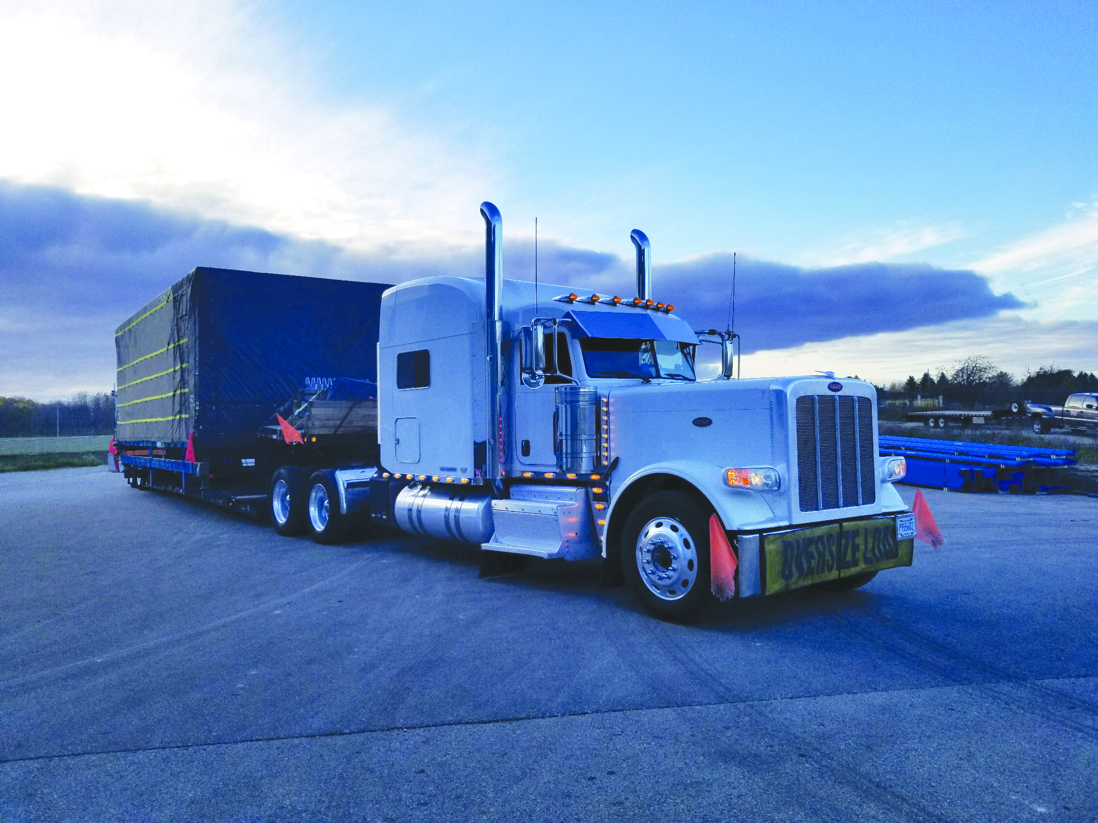 Fifth Wheel Freight